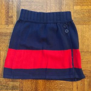 Hanna Andersson knit skirt